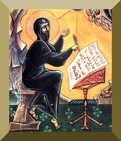 Saint Ephrem of Syria. Ephrem the Syrian was a Syriac deacon and a prolific Syriac-language hymnographer and theologian of the 4th century from the region of Syria. His works are hailed by Christians throughout the world, and many denominations venerate him as a saint. (V)