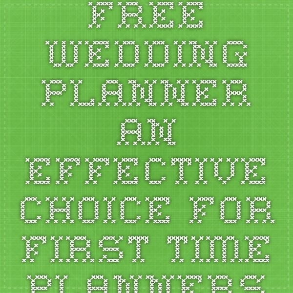 Free Wedding Planner An Effective Choice For First Time Planners Salary