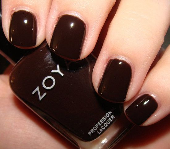 10 Best Images About Brown Nail Polish Swatches On
