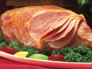 Smithfield- How to cook a country ham. You must rinse it several times before baking to remove the excess salt.