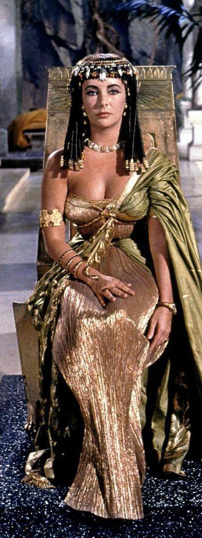 """Elizabeth Taylor - """"Cleopatra"""""""