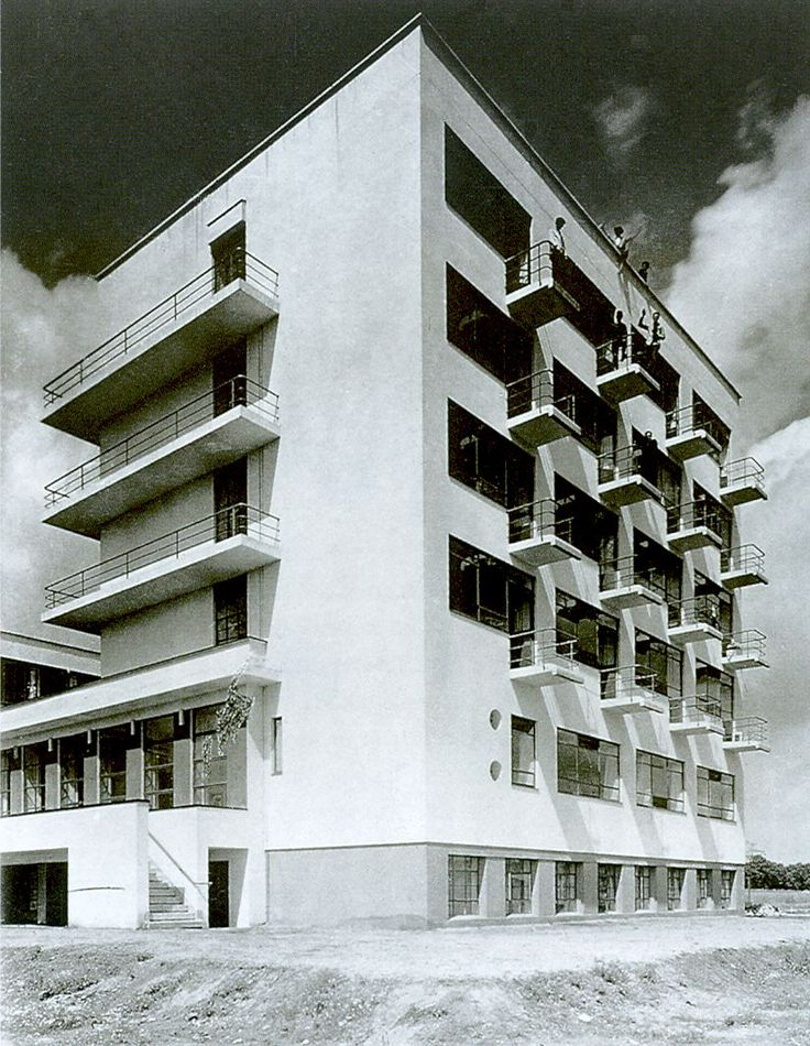 67 best images about bauhaus neues bauen ciam on pinterest for Neues bauen