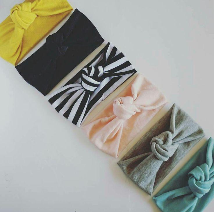 Turban by Indie Littles #baby #headbands #headwraps #turbans #etsy #handmade #boho #bohobaby