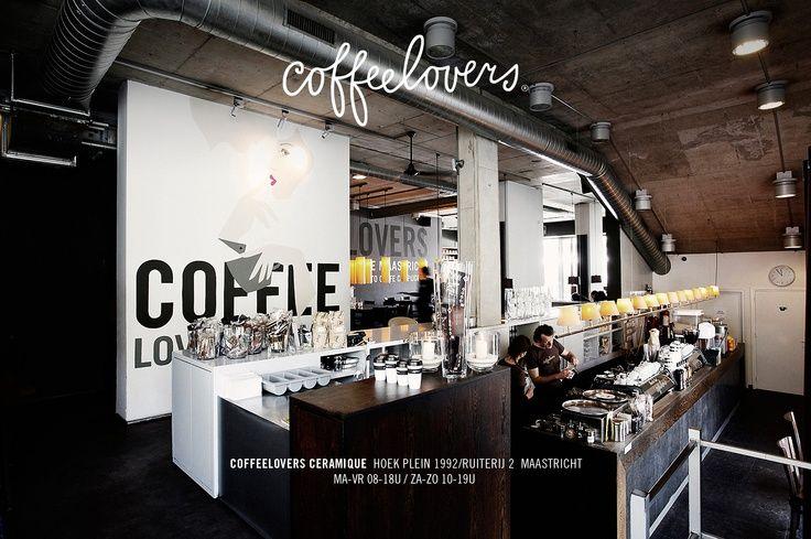 Coffee lovers, Maastricht, Nederlands.