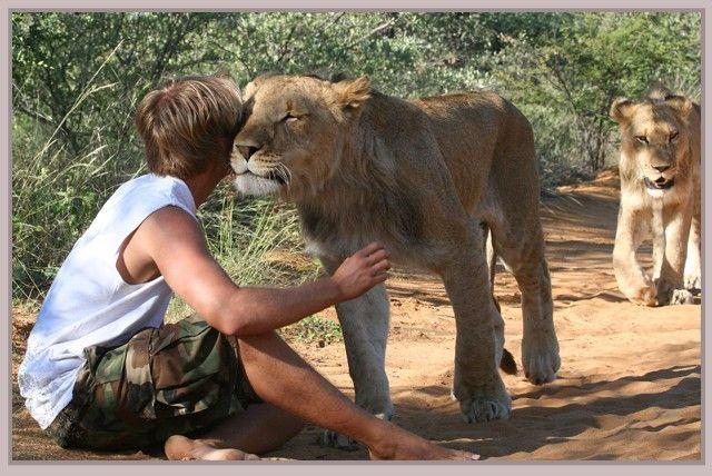 Harnas Wildlife Foundation, Namibia