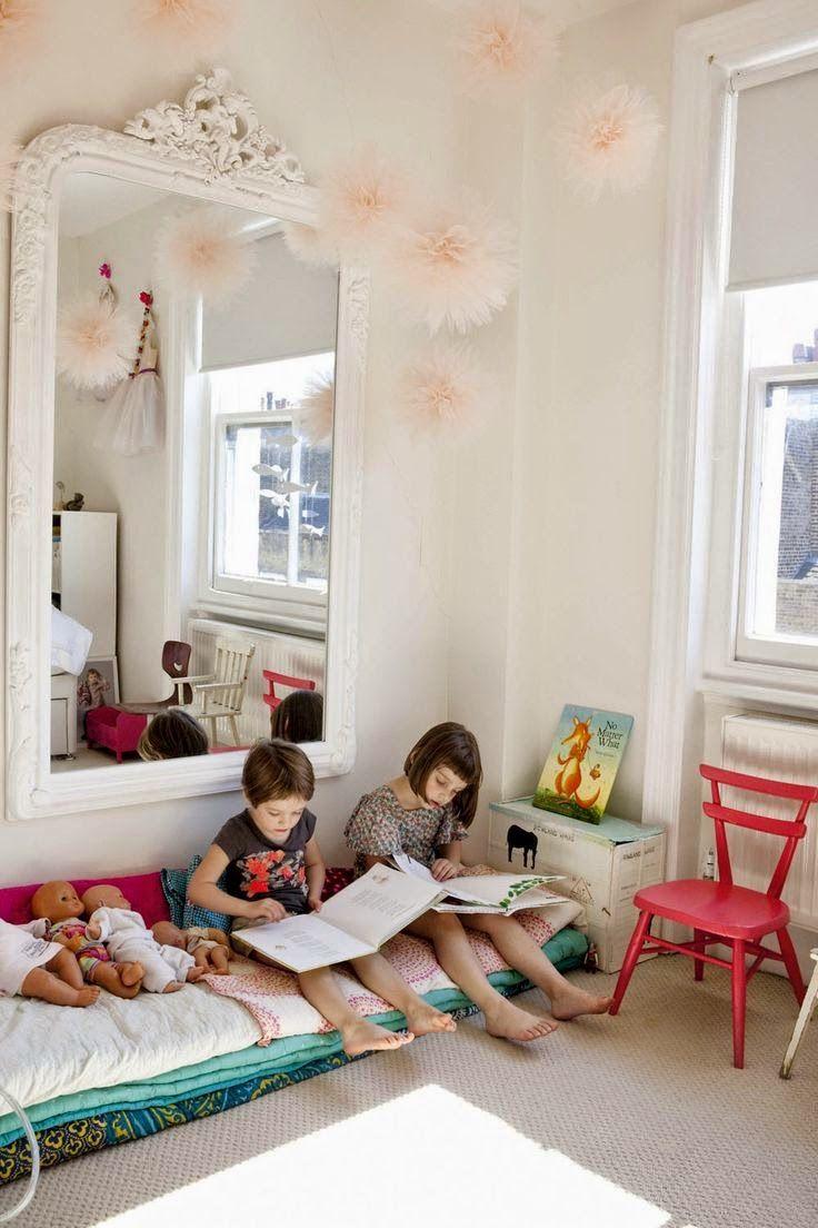 Les chambres d'enfants