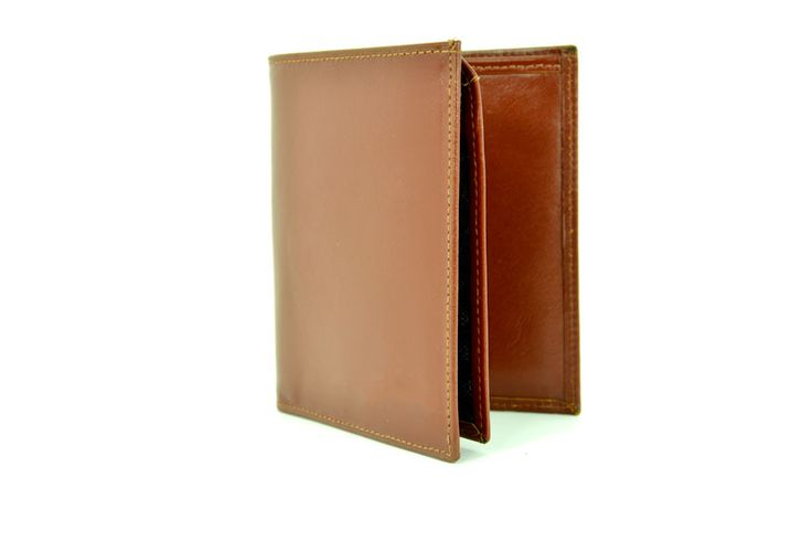 Brown Colour Genuine Leather Wallet