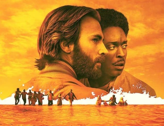 So The Red Sea Diving Resort Came Out Today Have You Seen It Already Did You Like It I Would Give 7 5 1 Netflix Peliculas En Netflix Película De Netflix