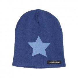 Muts Villervalla blauw ster 306B 7-8jr