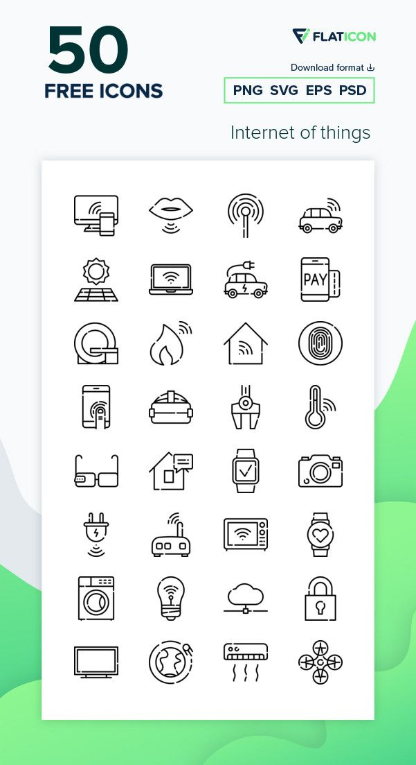 50 Free Vector Icons Of Internet Of Things Designed By Freepik Resume Icons Vector Icons Icon