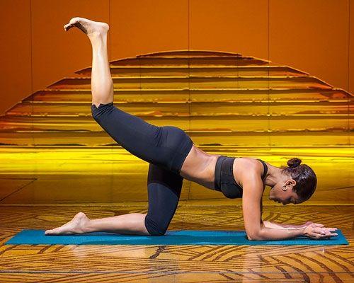 Workout: Training für Bauch, Beine und Po - BRIGITTE