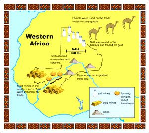 19 best world unit 3 lesson 1 4 images on pinterest africa maps of mali trade routes kingdoms find this pin and more on world unit 3 gumiabroncs Choice Image