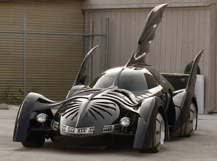 The  Batmobile And Why Warner Brothers Is Smoking Crack
