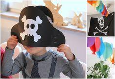 Piratenparty, Kindergeburtstag, Ideen, Spiele, Kuchen, Essen
