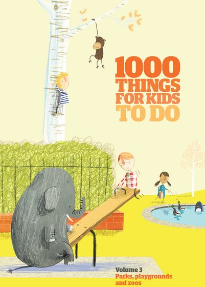 – 1000 Things For Kids To Do Elephant
