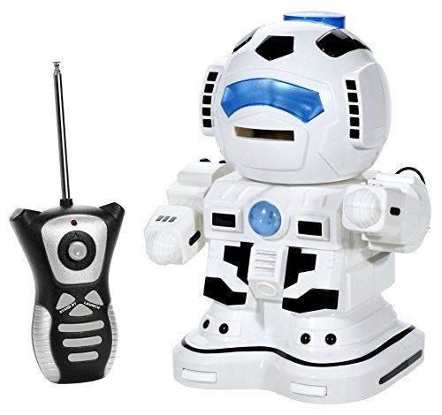 World Tech Toys Gigabot Disc Shooting RC Robot * See this great product.