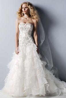 Dresses With Ruffles At The Bottom   Wedding Tips and Inspiration