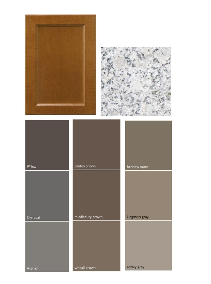 Dark taupe colored china cabinet | Kitchen Paint Colors with White Cabinets