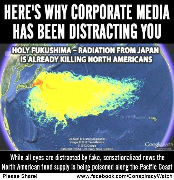 Fukushima will inevitably destroy a lot of fisherman's business...a collapse will happen everywhere because of Japans carelessness....