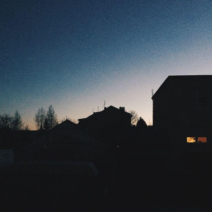 American suburbs in Wrocław