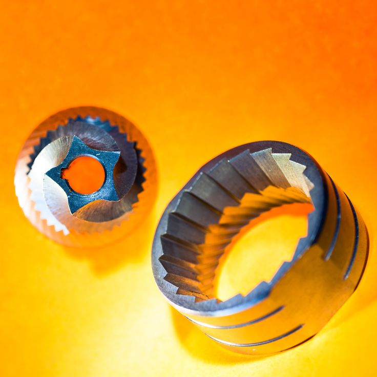 Conical Burr - Conventional burr set for Helor 101 precision hand grinder.