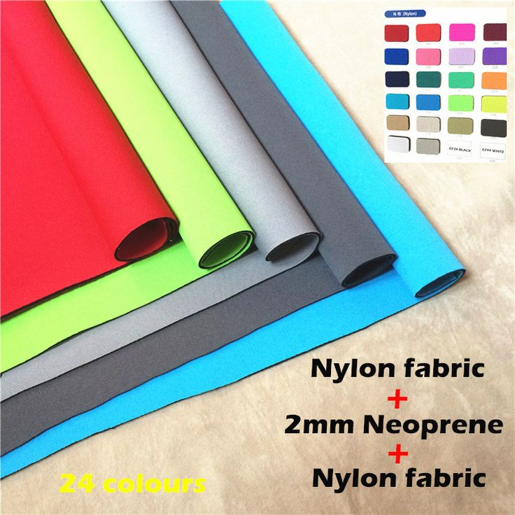 NYLON NEOPRENE fabric two sides double coated nylon N fabric for Diving suit surfing fishing suit protective accessory bag color-Sports and leisure fabric diving and water sports functional fabric lamereal textiles Ltd.,Huzhou
