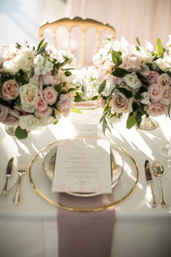 Luxury Blush Floral Filled Destination Wedding In Switzerland