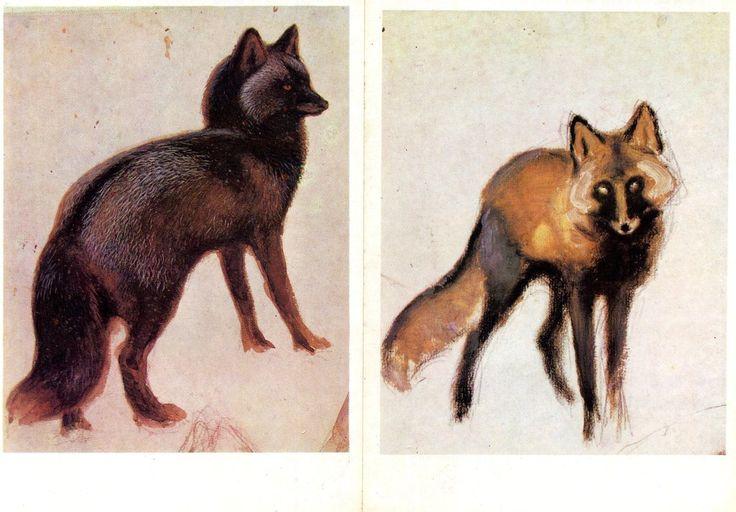 """Формат: 10х15 см.  Набор: 32 открытки из 36. """"Изобразительное искусство"""". Москва. 1978."""