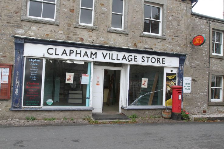 clapham yorkshire dales post office