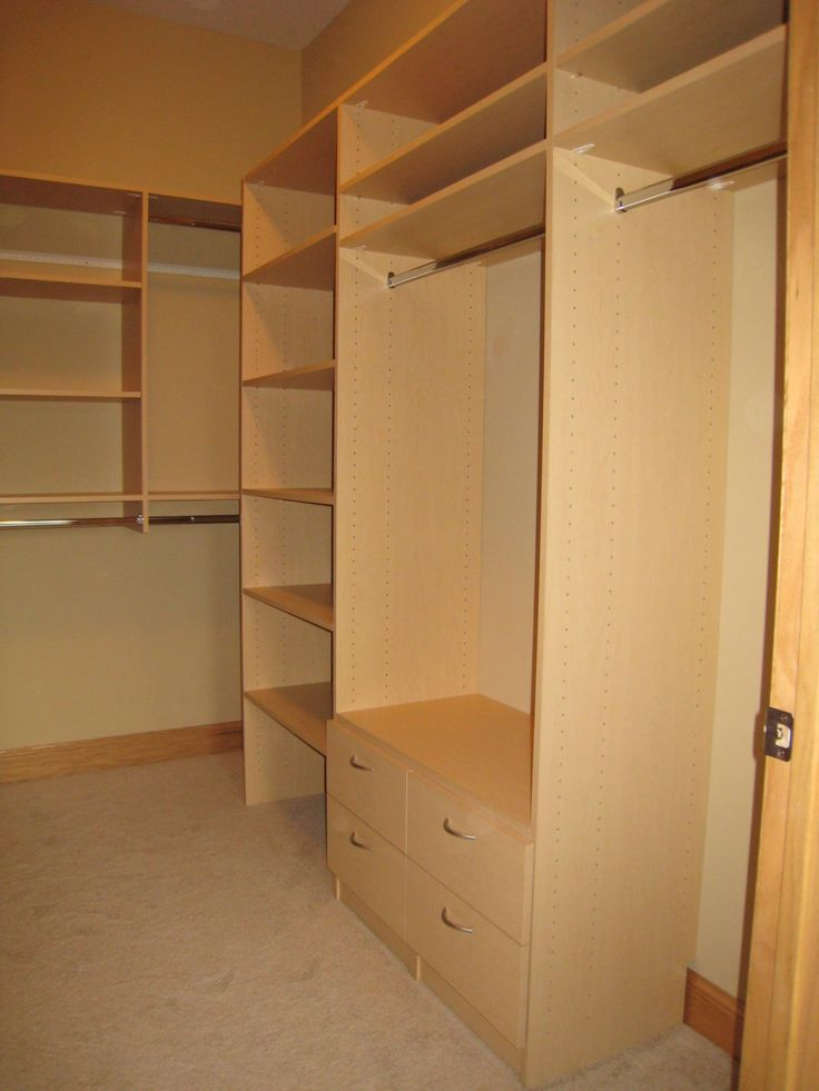 Good Custom Walk In Closet By Closets For Life Pull Out Drawers In Your Custom
