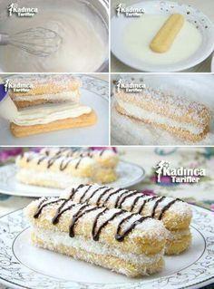 Kolay Kedidili Pasta Tarifi, Nasıl Yapılır