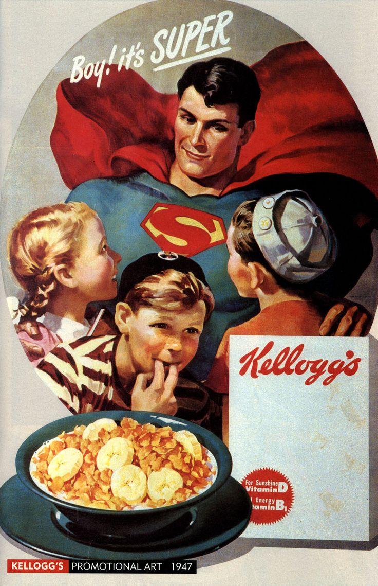 The Kellogg Company : advertising & marketing profile