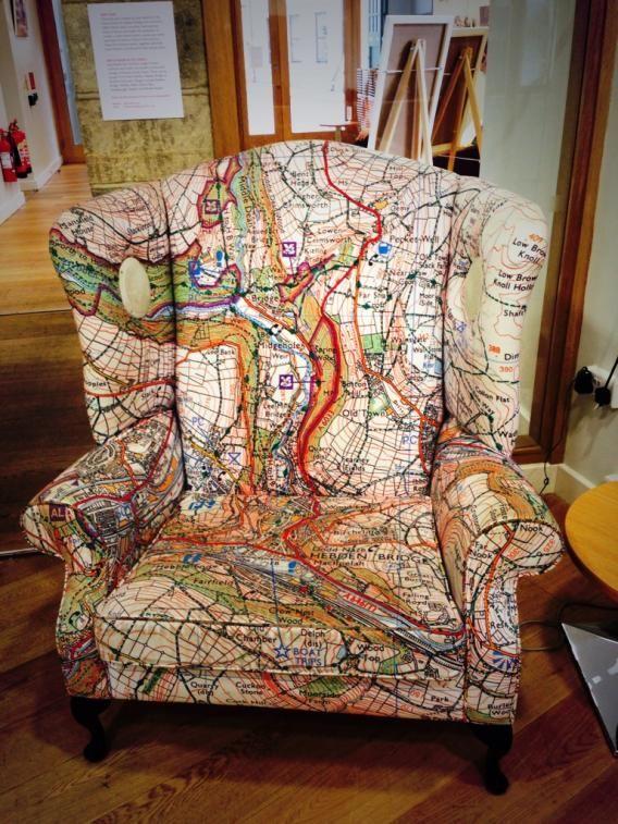 Jane Revitt's Hebden Bridge Chair