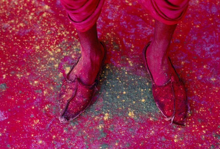 Rajasthan, India 1983 published on Steve the McCurry website.