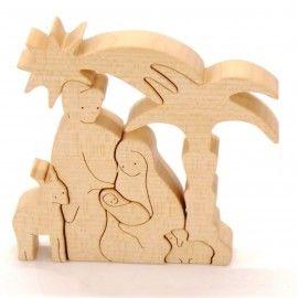 Holzdekor zum Thema Weinachten in verschiedenen Arten und Grössen erhältlich.
