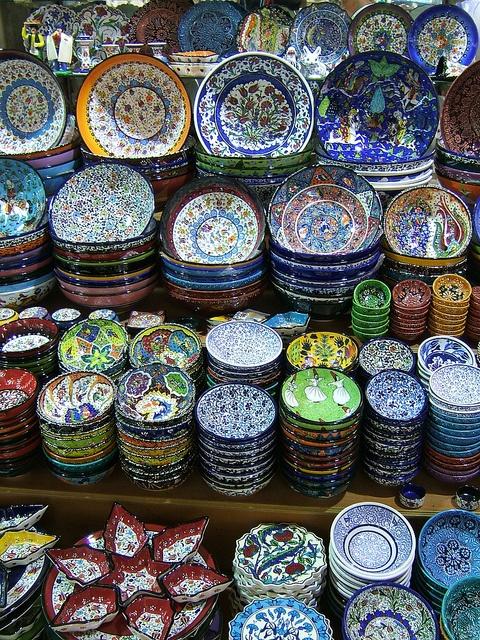 Grande Bazar, Istambul by Lurdes & Jorge, via Flickr