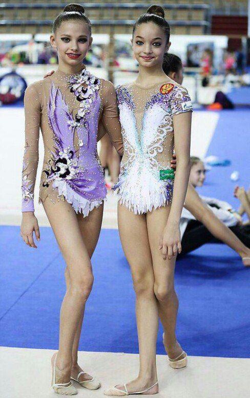 Russian National Team Of Rhythmic Gymnastics