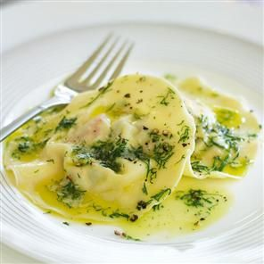 Rating  If you've never made pasta before, don't worry – it's straightforward and fun. If you don't have time to make your own ravioli, you can always cheat by buying ravioli from good Italian delis or order online – visit thefreshpastacompany.co.uk.