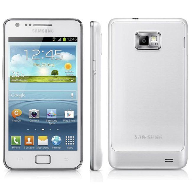 Samsung Galaxy S2 Plus i9105p White