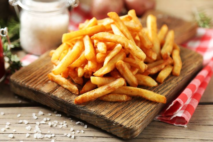 From Belgium, the country of fries we wish you all a happy French Fries Day!
