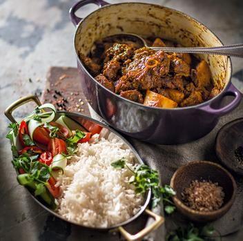 Zola Nene's Lamb Curry: Recipe |