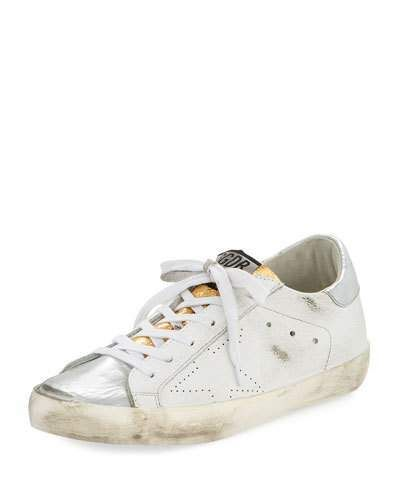 dd78992561f23 Golden Goose Superstar Colorblock Sneakers | Products | Sneakers ...