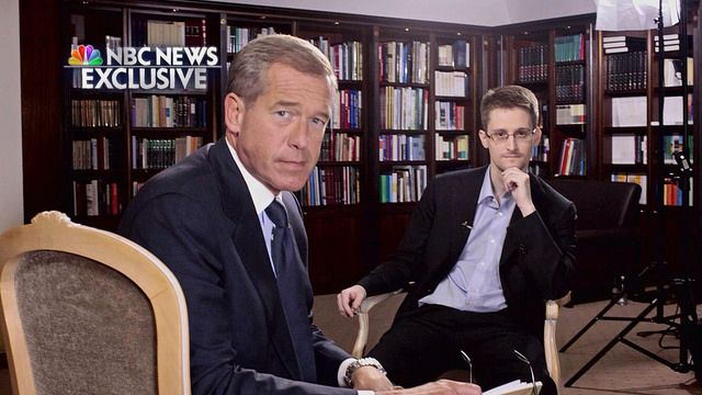 EDWARD SNOWDEN | Flickr - exclusive interview on NBC WEDNESDAY May 28 at 10 pm  https://www.flickr.com/photos/lestudio1/14286599135/