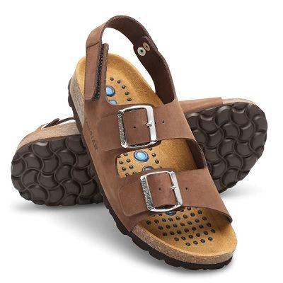 The Circulation Improving Reflexology Strap Sandals