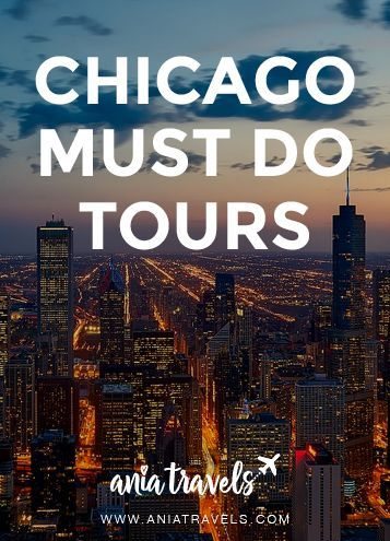 As a Chicago native, I never really experience the Chicago attractions unless someone I know comes to town. Here's a guide to my top 3 favorite tours