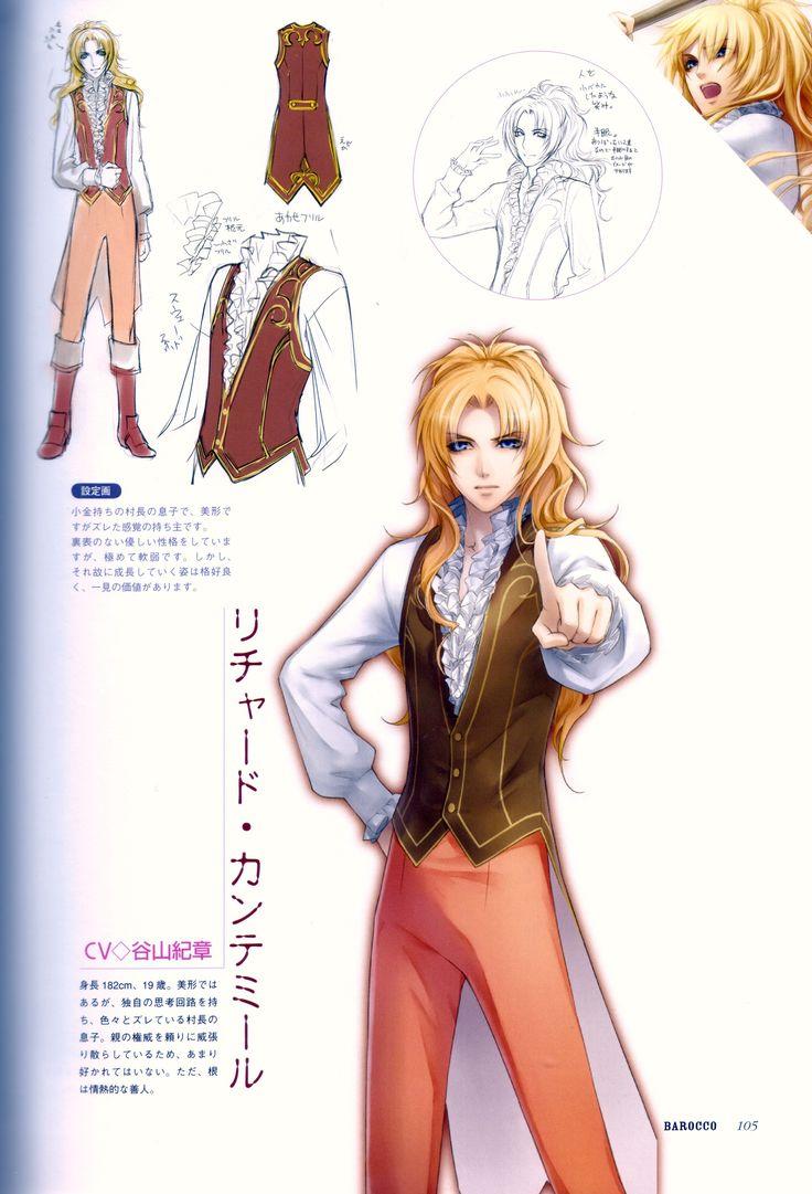 Richard Cantemir - Edel Blume - Mobile Wallpaper #210378 - Zerochan Anime Image Board