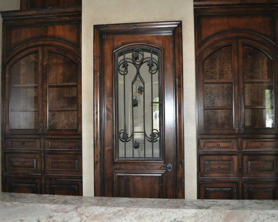 17 best images about exterior door styles on pinterest for Mediterranean style exterior