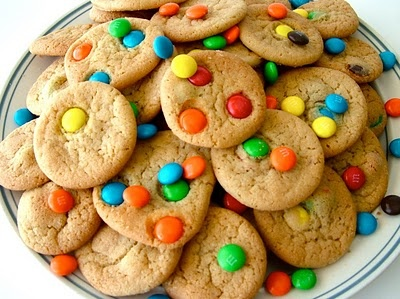 MnMs cookies!
