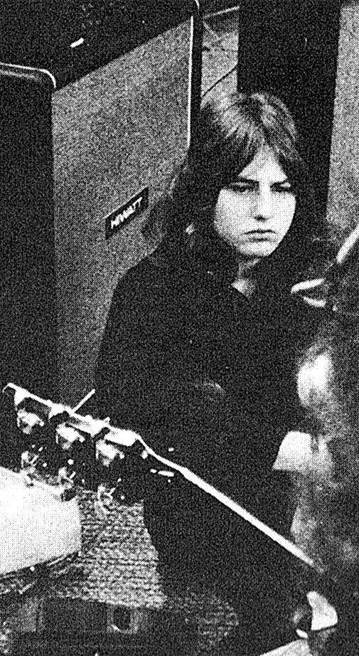 Greg Lake - Early 1970
