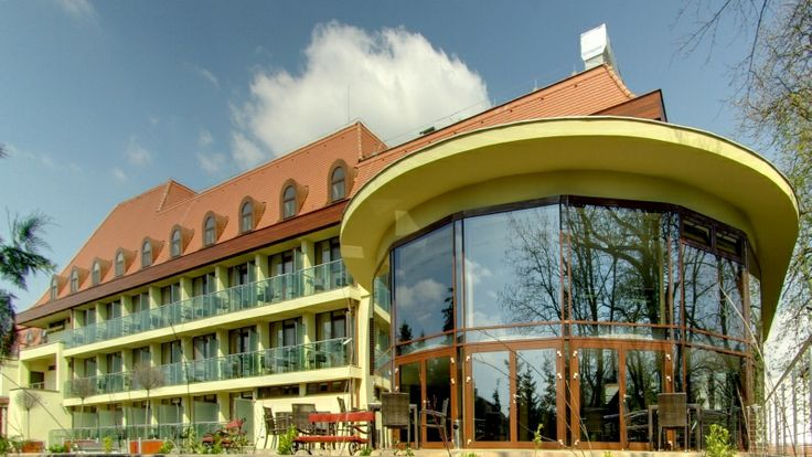 Family Wellness Hotel Gyula, Gyula city